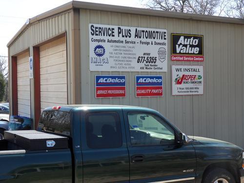 SERVICE PLUS AUTOMOTIVE