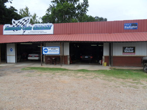 KENNETH CAINS GARAGE