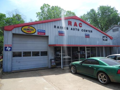 RAINES AUTO CENTER INC