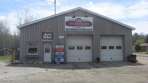 D and R Enterprises storefront. Your local Maslack Supply Limited in Callander, .