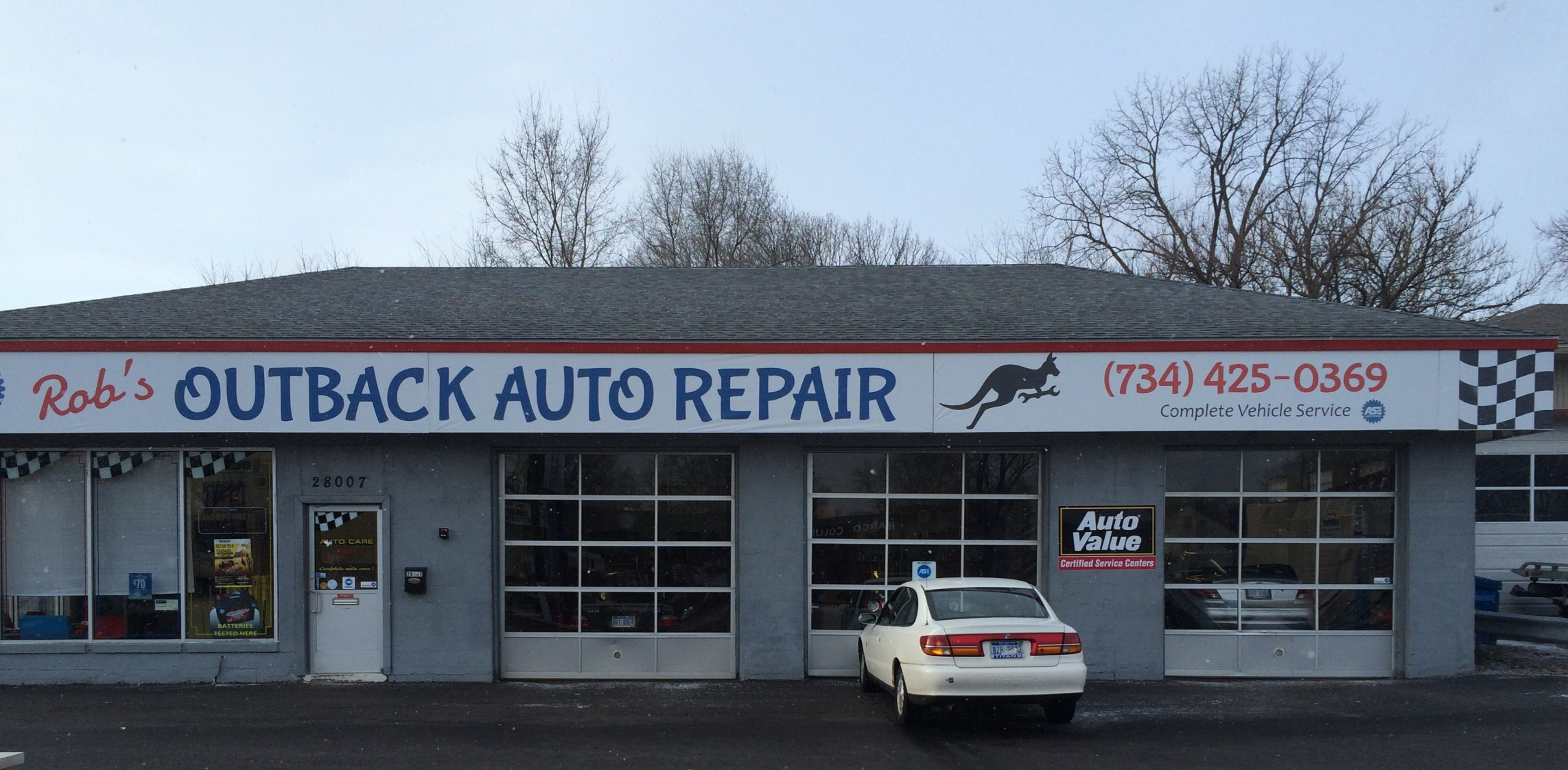 Rob's Outback Auto Repair