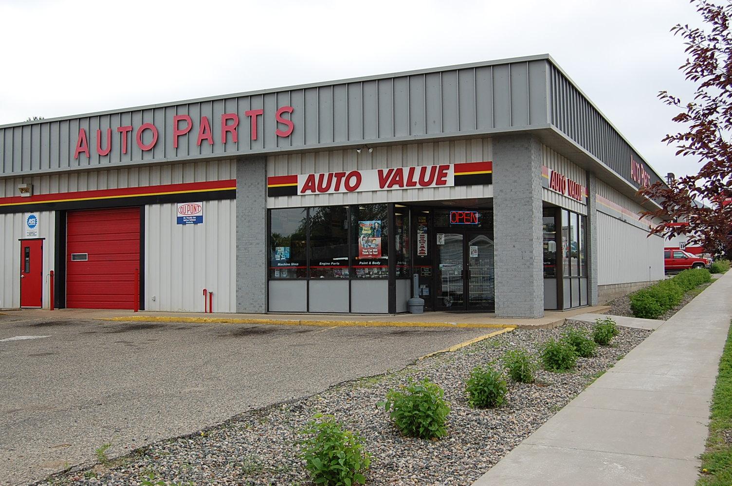 Auto Value Park Rapids