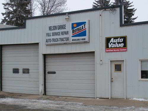Nelson Garage