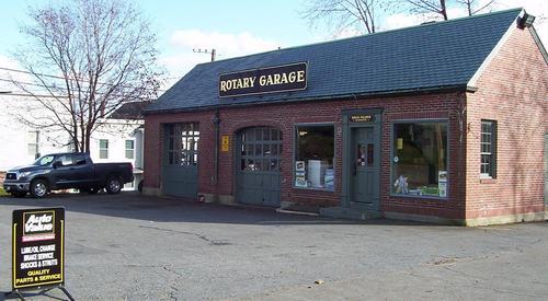 Rotary Garage