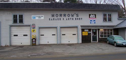 Morrows Garage & Auto Body