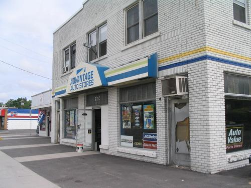 Advantage Auto Stores - 10173 storefront. Your local Hahn Automotive Warehouse in Batavia, NY.