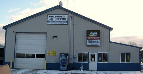 Folsom & Sons Auto Salvage