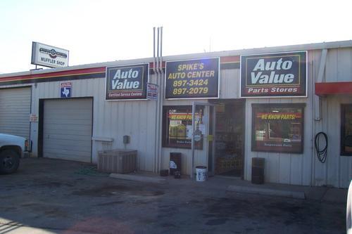 Spike's Auto Supply