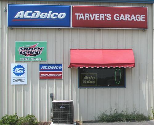 TARVERS GARAGE