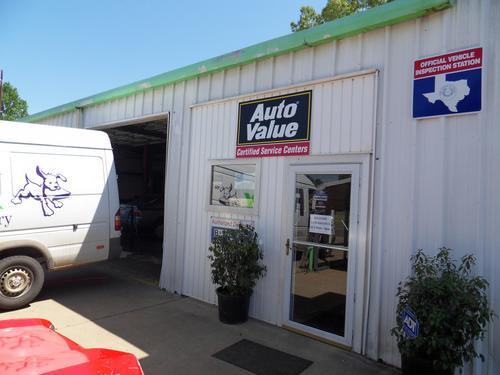 KILGORE AUTOMOTIVE storefront. Your local ABC Auto Parts, Ltd. in Kilgore, TX.