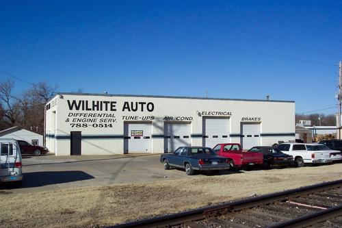 Wilhite Auto Service storefront - Your local Auto Parts store in Derby, KANSAS (KS)