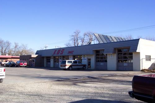 K. B. S. Motors storefront - Your local Auto Parts store in Wichita, KANSAS (KS)