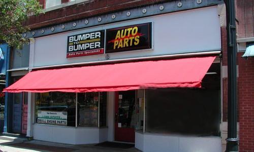 Bumper to Bumper of Holton