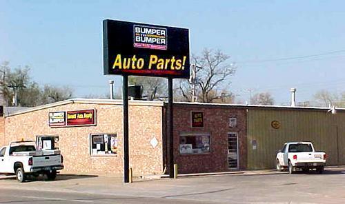 Garnett Auto Supply #2