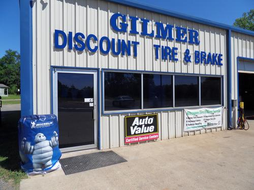 GILMER DISCOUNT WHEEL AND TIRE