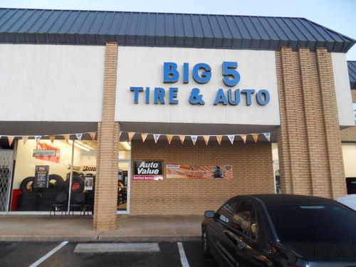 BIG 5 TIRE CENTER