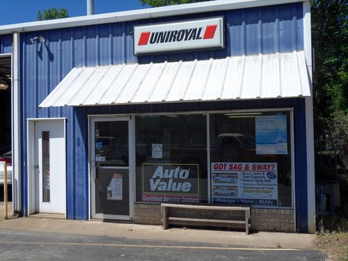 DISCOUNT TIRE AND BRAKE