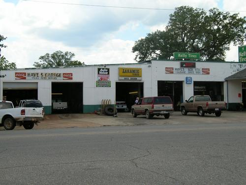 Hayes Tire & Auto storefront. Your local Tri-States Automotive Warehouse, Inc in Geneva, AL.