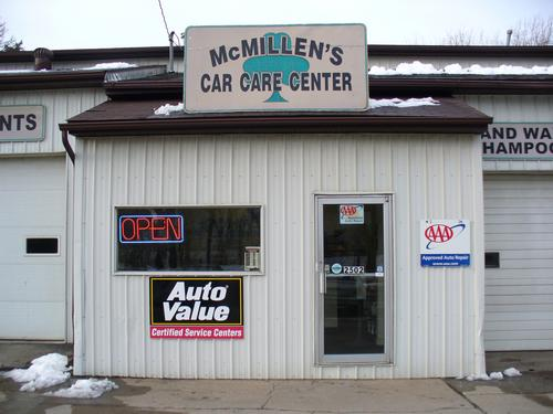 McMillens Car care