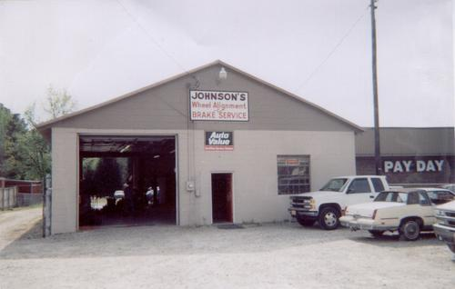 Johnson's Wheel Alignment
