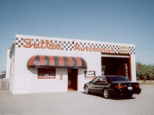 Sutton Automotive