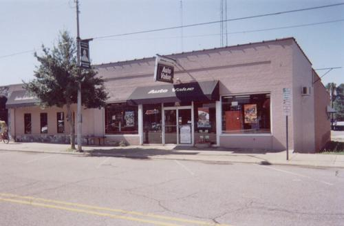 Advantage Auto Stores storefront. Your local Hahn Automotive Warehouse in Sanford, NC.