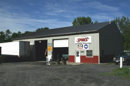 DWS Mechanical Resolutions storefront. Your local Hahn Automotive Warehouse in Cayuga, NY.