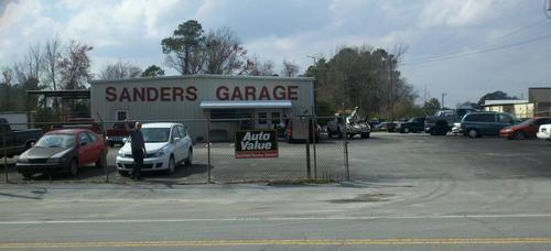 Sanders Garage of Jacksonville, Inc.