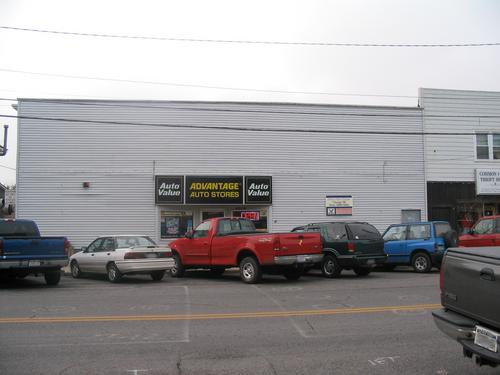 Advantage Auto Stores storefront. Your local Hahn Automotive Warehouse in Williamson, NY.