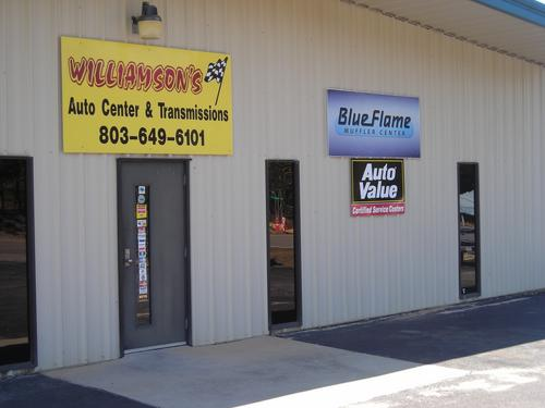 WILLIAMSONS AUTO CENTER