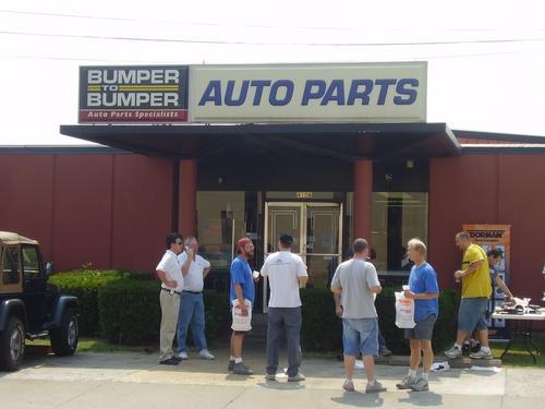Bumper To Bumper - Bishop Lane