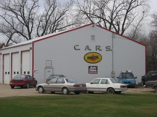 Chad's Auto Repair Shop