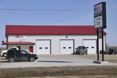 Pembina Valley Auto storefront. Your local Piston Ring Service Supply in Winkler, .