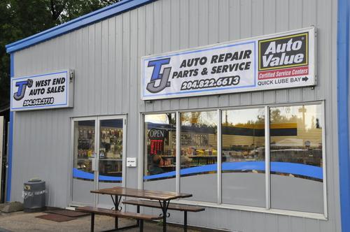 T.J. Auto Repair (2012)