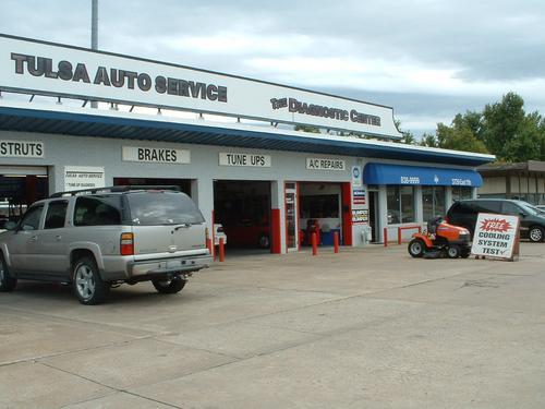 Tulsa Auto Service & Sales