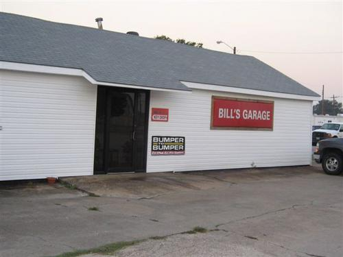 Bills Garage