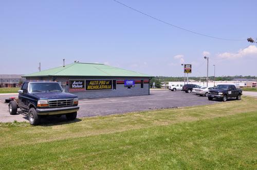 Auto Pro of Nicholasville Service Center
