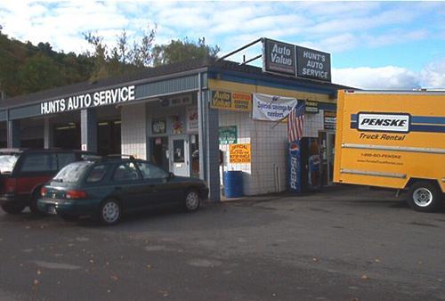 Hunt's Auto Service