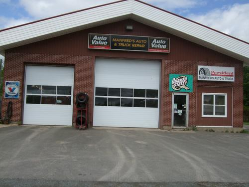 Manfred's Auto & Truck Repair