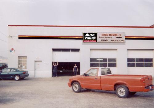 Doug Howell's Auto Service, Inc.