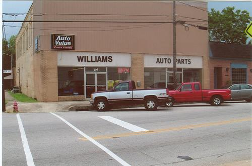 Williams Auto Parts