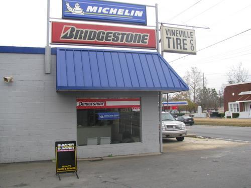 Vineville Tire Company
