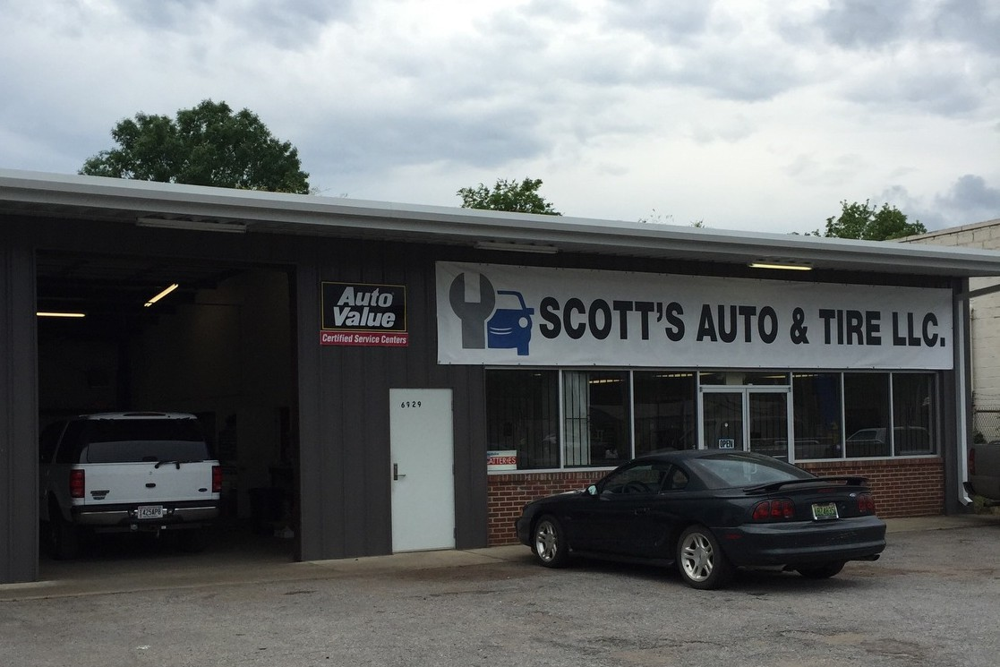 American car center birmingham alabama - Scott S Auto Tire Llc Storefront Your Local White Brothers Warehouse Inc In