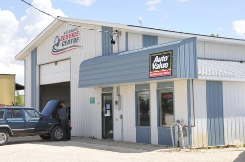 Rosenort Service Centre storefront. Your local Piston Ring Service Supply in Rosenort, .