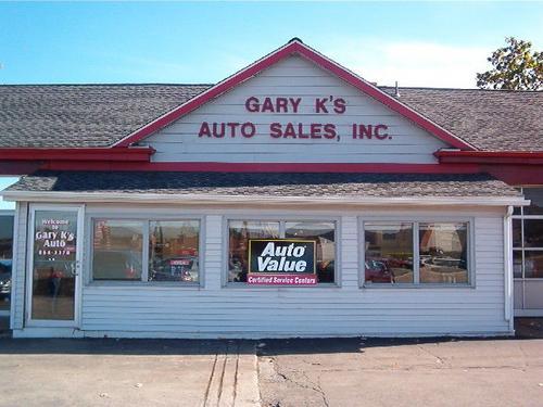 Gary K's Auto Sales