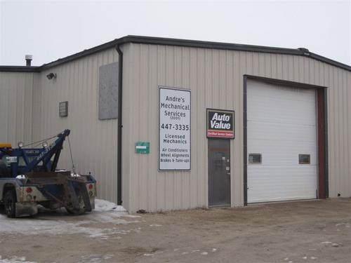 D & R Automotive Service 2010 storefront. Your local Piston Ring Service Supply in Ste. Rose Du Lac, .