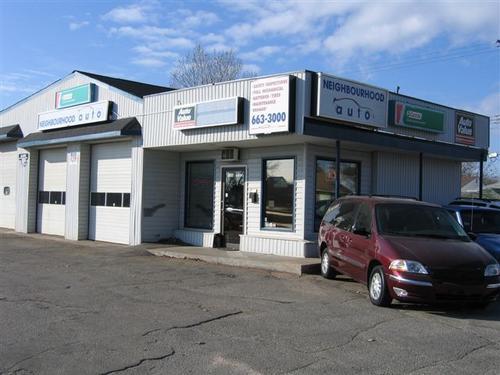 Neighborhood Auto Ltd.