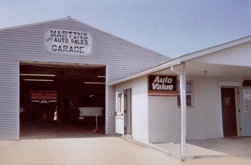 Martin's Garage