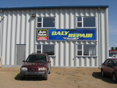 Daly Repair Ltd