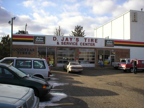 D. Jay's Tire & Service Center